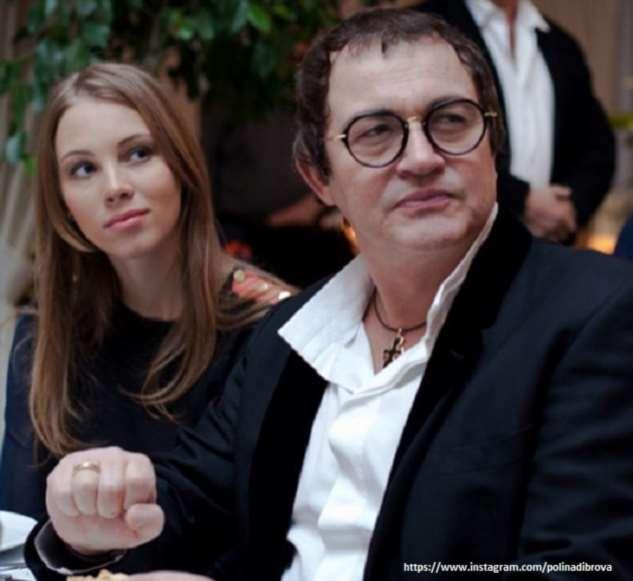Дмитрий Дибров решил лишить старшего сына наследства