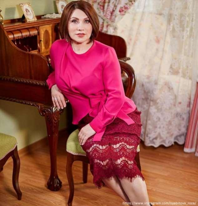 Роза Сябитова с подозрением на КОВИД 19 попала в больницу