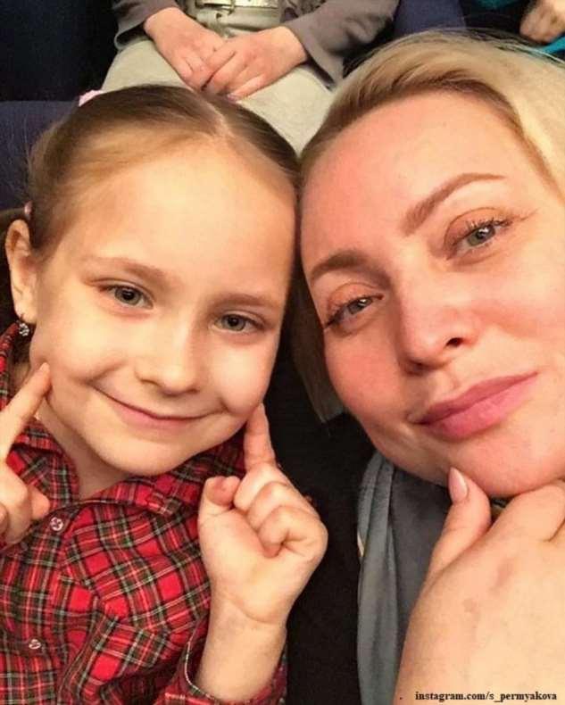 «Мои котята»: Светлана Пермякова показала 8-летнюю дочь с домашним питомцем