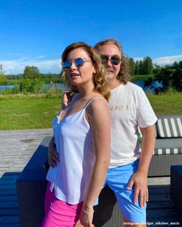 Игорь Николаев показал, как отметили день рождения Юлии Проскуряковой в Юрмале