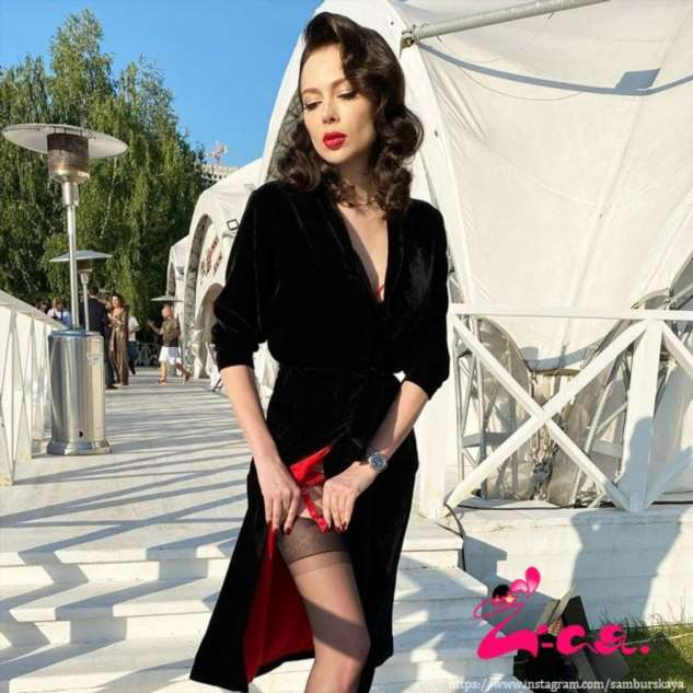 Настасья Самбурская рассказала, как поддерживает свою идеальную фигуру без спорта
