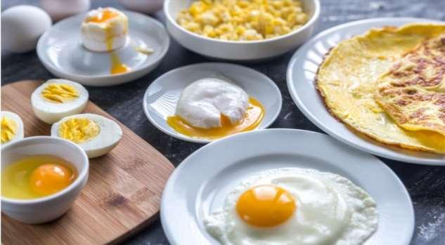 Счет идёт на минуты. Как способы приготовления яиц влияют на их пользу