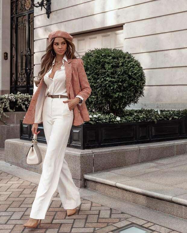 Классический стиль 2020: сногсшибательные образы для элегантных леди (+20 фото)