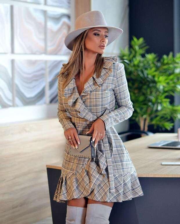 Модные деловые и офисные платья: 11 роскошных моделей на осень 2020