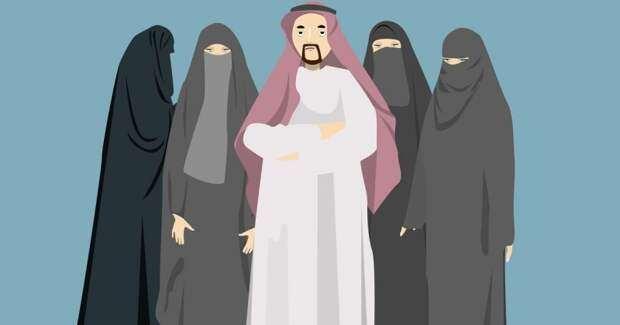 Ахмед и его новая жена