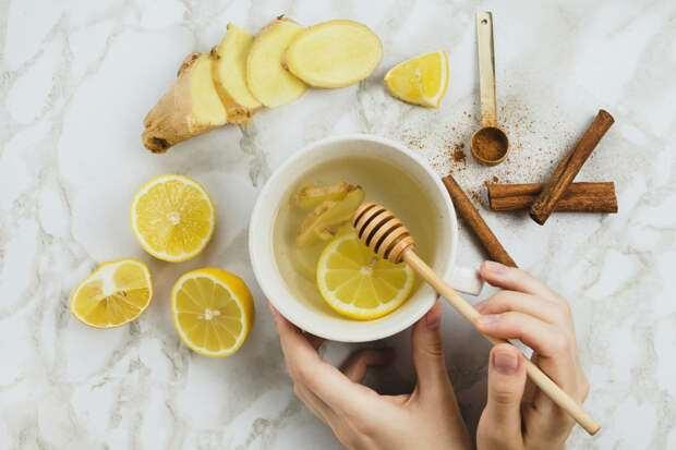 Имбирный чай — ускоритель похудения