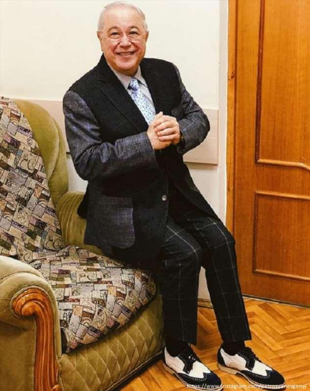 Евгений Петросян заявил, что в разводе виновата его бывшая жена