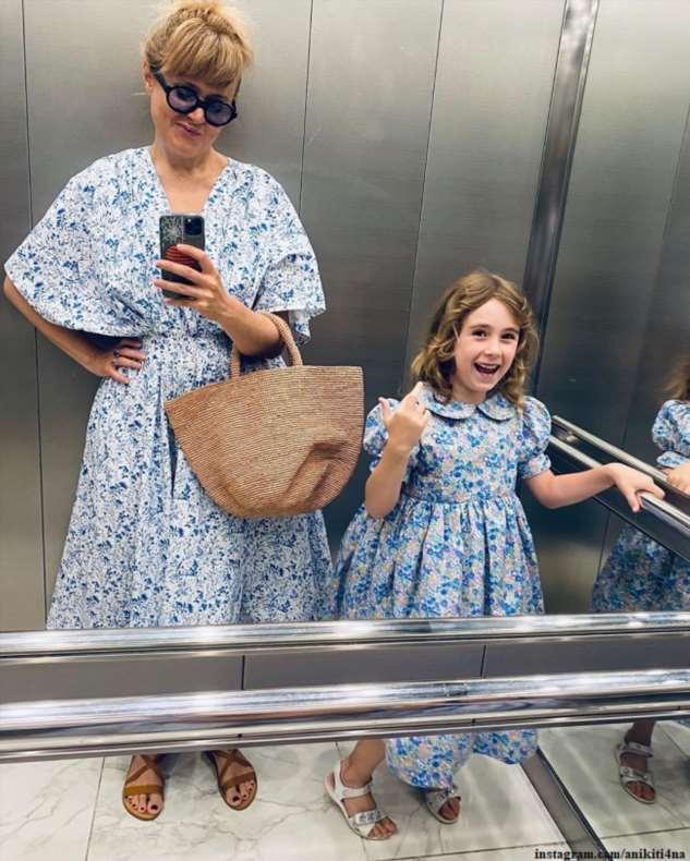 Дети сестер Михалковых побывали у знаменитого прадеда