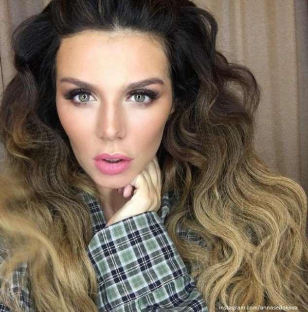 Анна Седокова рассказала секрет ухода за кожей лица