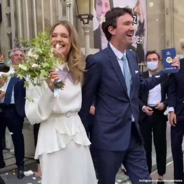 Наталья Водянова поделилась домашним фото с супругом-миллиардером