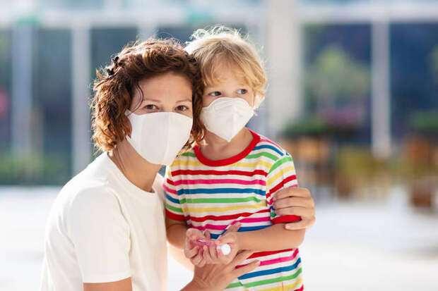 Ученые обнаружили нетипичное поведение коронавируса у детей