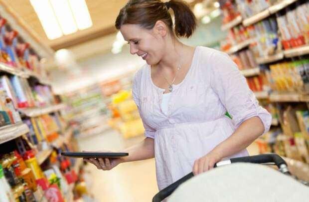 Список продуктов кормящей маме (что можно и нельзя есть при грудном вскармливании)