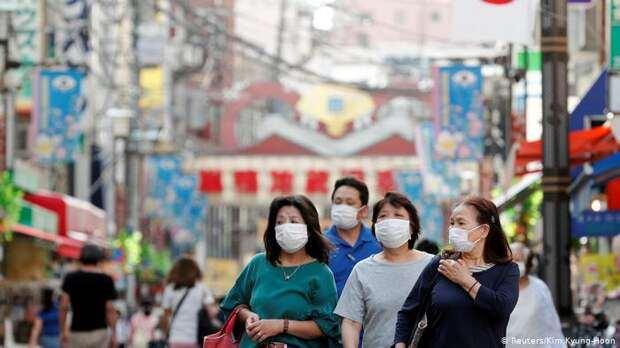 Япония: недремлющее око соседа