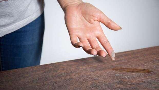 Спрей анти-пыль, который спасёт от постоянных уборок