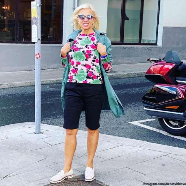 Алена Свиридова показала, как проводит время с 16-летним сыном