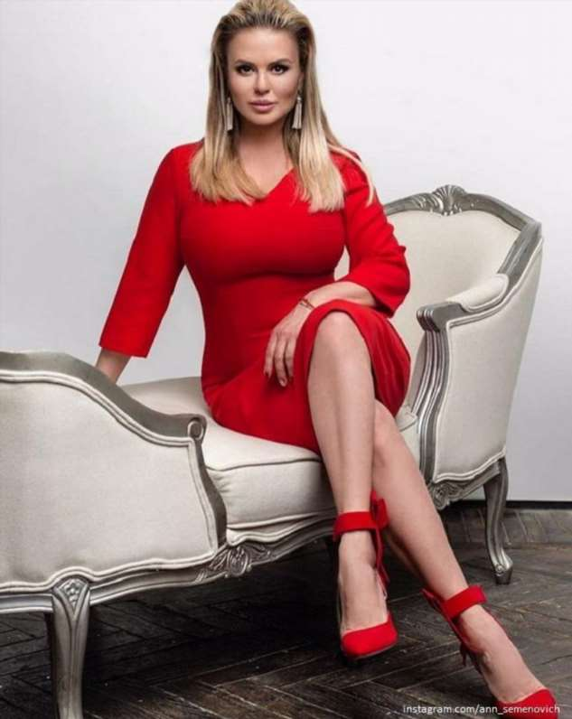 Анна Семенович рассказала о сексе из чувства долга