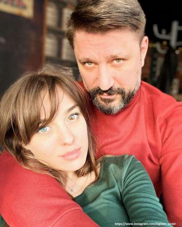 Виктор Логинов в очередной раз женился