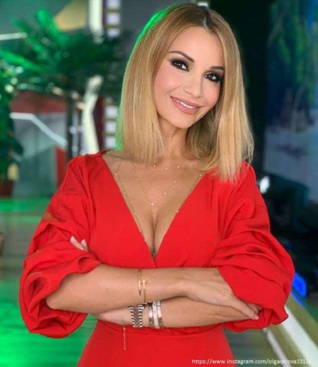 Ольга Орлова призналась, что у нее самый лучший мужчина