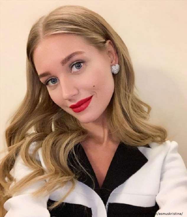 Кристина Асмус стала свободной женщиной