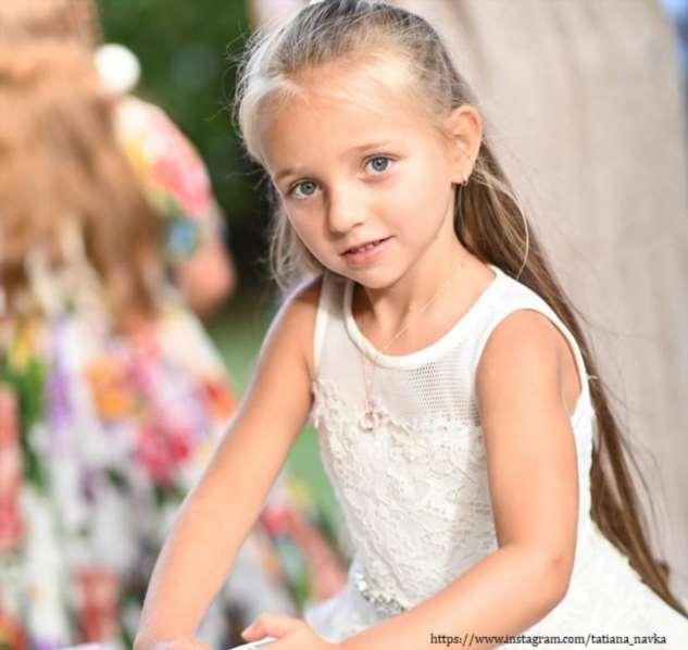 Татьяна Навка показала снимки подросшей дочери