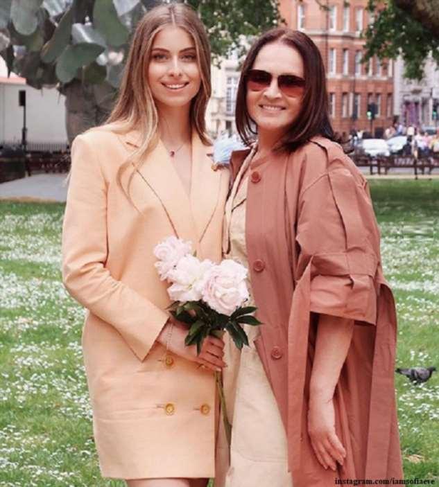 Внучка Софии Ротару собирается замуж за миллионера