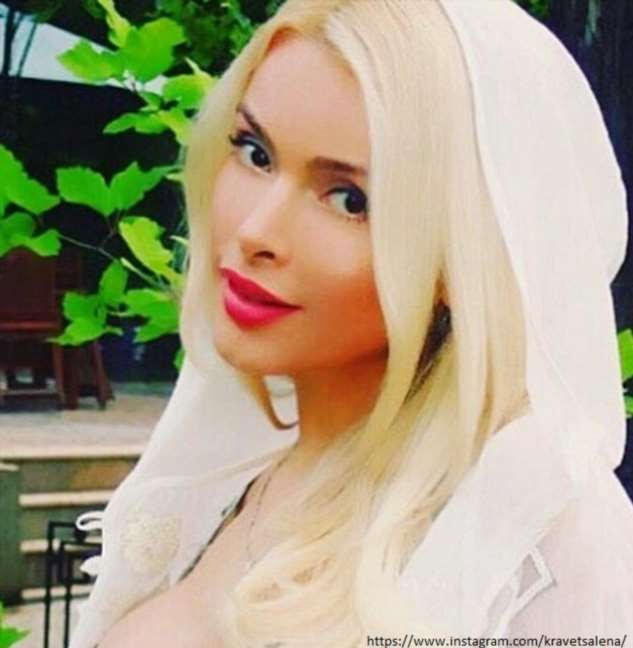 Алена Кравец родила первенца в 15 лет