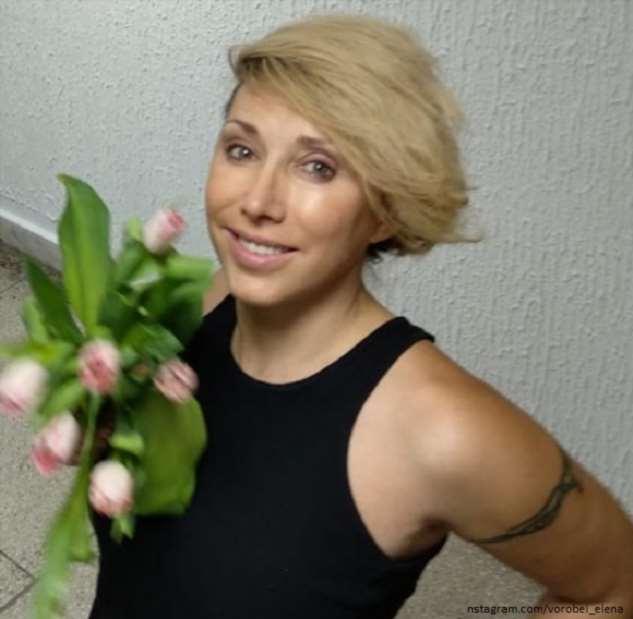 Елена Воробей собирается замуж в четвертый раз