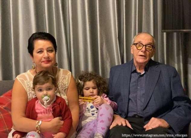 Эммануил Виторган показал умилительные фото дочек